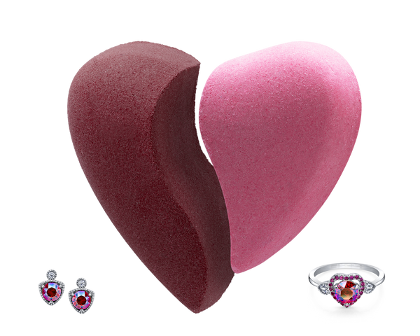 P.S. I Love You - Bath Bomb Gift Set