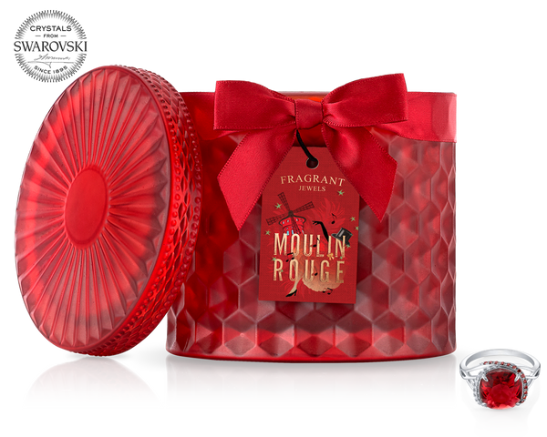Moulin Rouge - Satin Collection - Jewel Candle