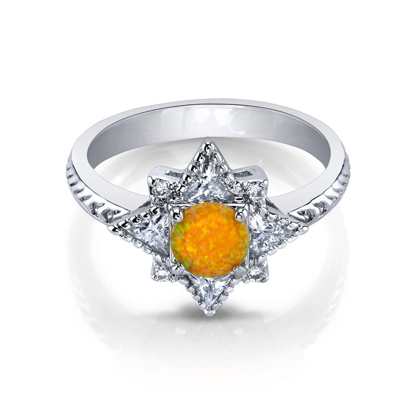 Noble Star Ring