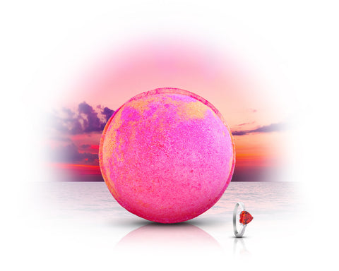 Summer Sunset - Bath Bomb