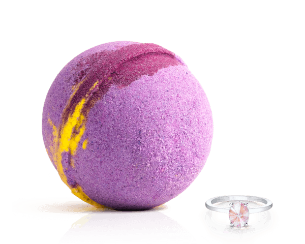 Treat Yourself Ring Bath Bomb