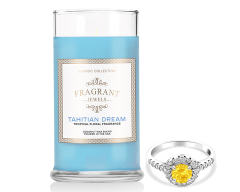Tahitian Dream - Jewel Candle
