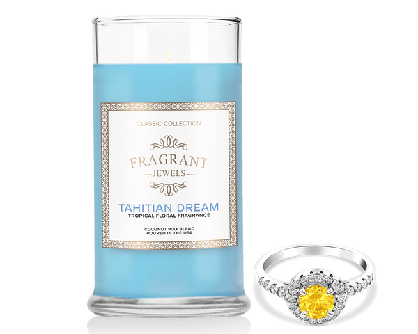 Tahitian Breeze Ring Candle