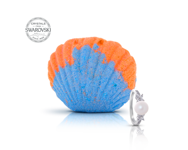 Coral - Mermaid Collection - Bath Bomb