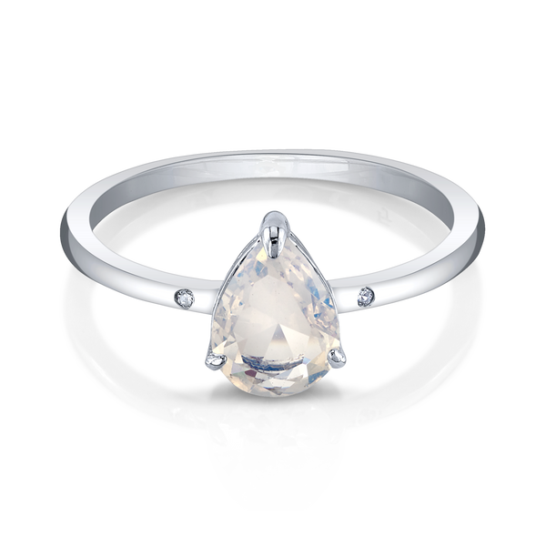 Moonstone Chic Ring