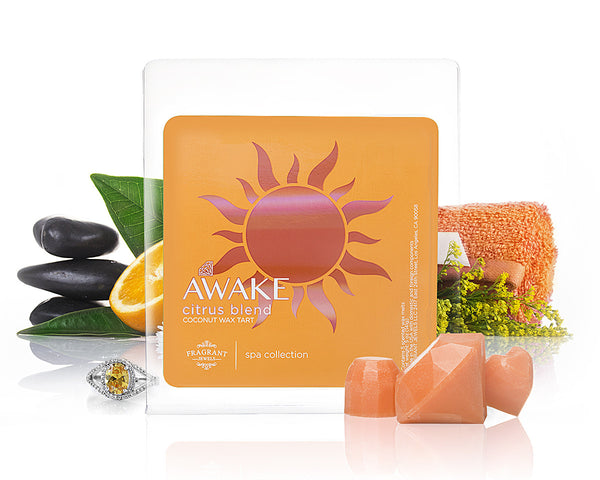 Awake - Spa Wax Tarts