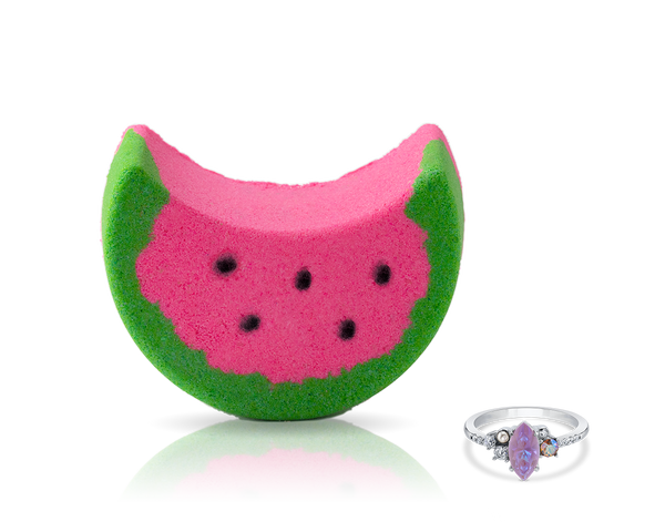 Watermelon Ring Bath Bomb