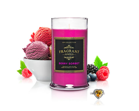 Berry Sorbet - Jewel Candle
