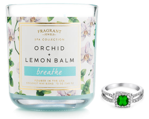 Breathe - Jewel Candle