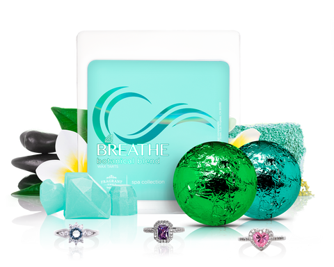 Spa Collection - De-Stress & Breathe - Gift Set