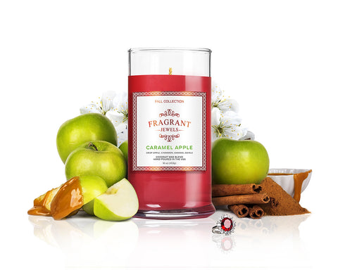 Caramel Apple - Jewel Candle