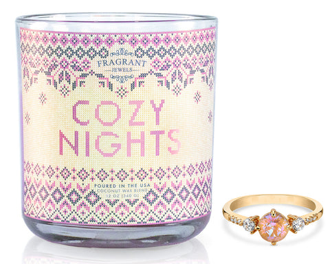 Cozy Nights - Jewel Candle