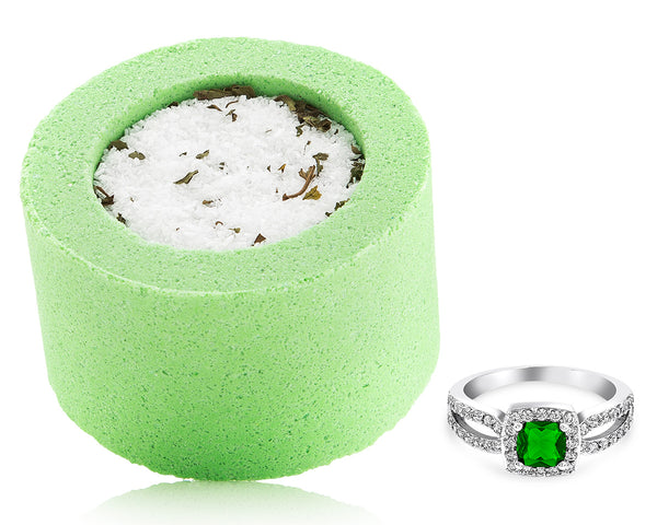 De-stress Ring Bath Bomb