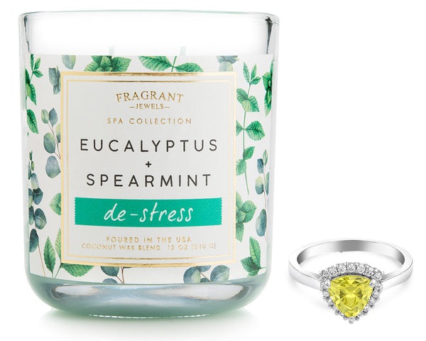 De-Stress Spa Ring Candle