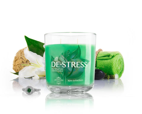 De-Stress - Spa Jewel Candle