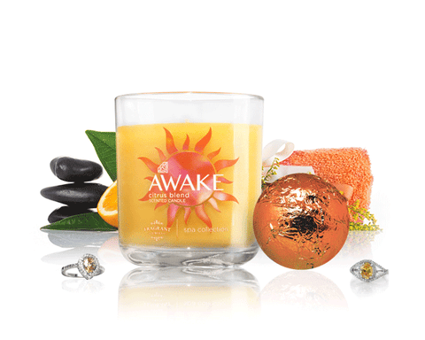 Awake - Candle & Bath Bomb Gift Set