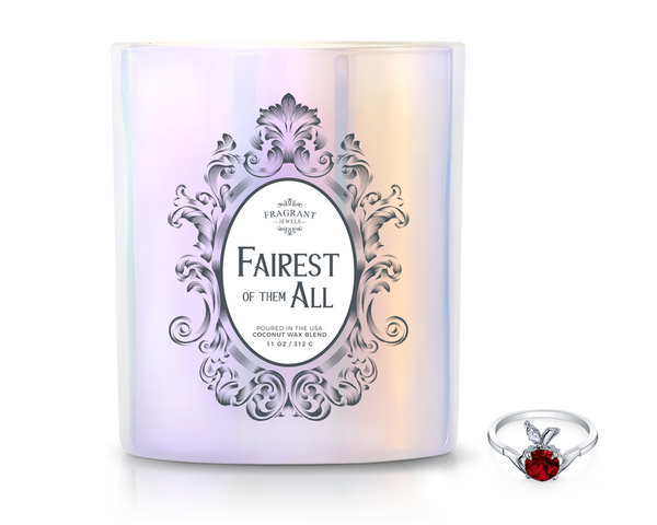 Fairest of Them All - Jewel Candle