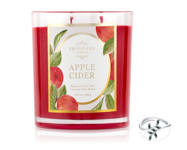 Apple Cider - Fall 2019 Collection - Jewel Candle