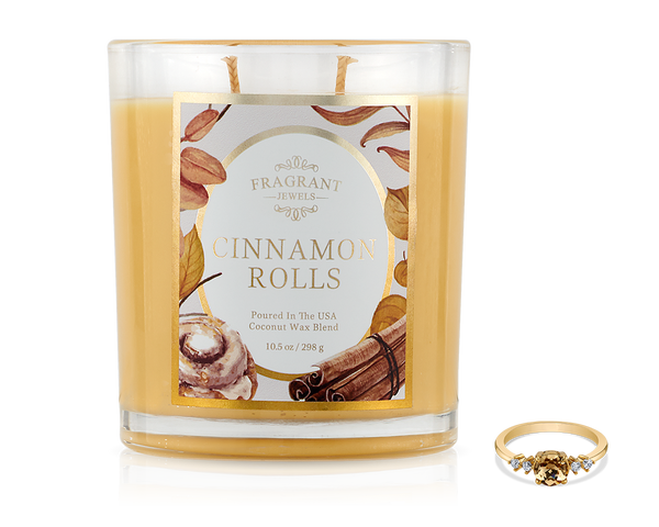 Cinnamon Rolls - Fall 2019 Collection - Jewel Candle