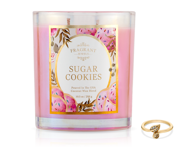 Sugar Cookies - Fall 2019 Collection - Jewel Candle