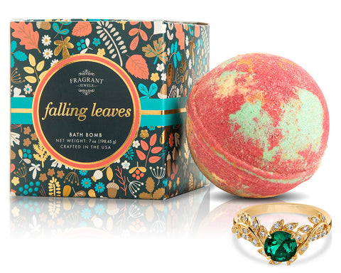 Falling Leaves - Fall Collection 2018 - Bath Bomb