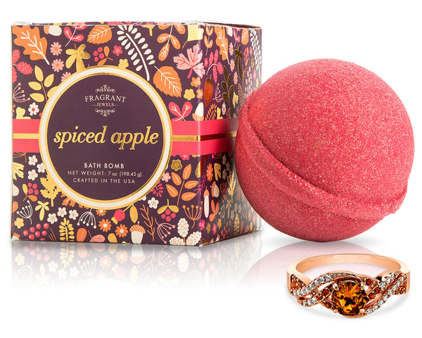 Spiced Apple - Fall Collection 2018 - Candle and Bath Bomb Set