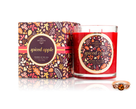 Spiced Apple - Fall Collection 2018 - Jewel Candle
