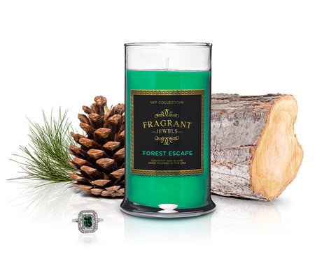 Forest Escape - Jewel Candle