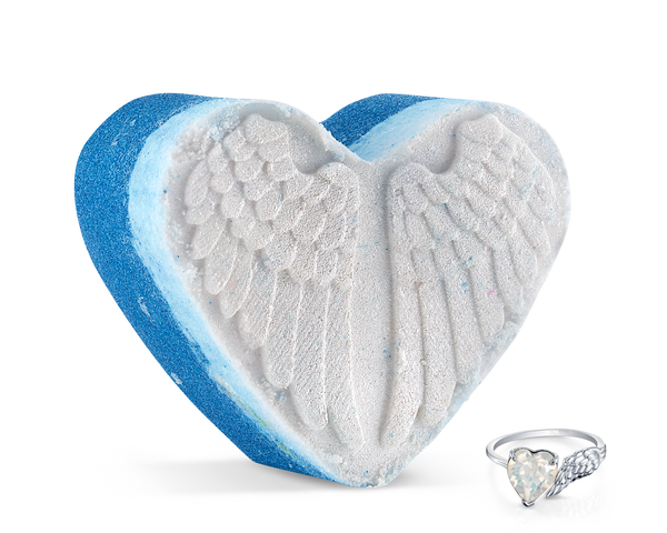 Forever in My Heart - Satin Collection - Bath Bomb