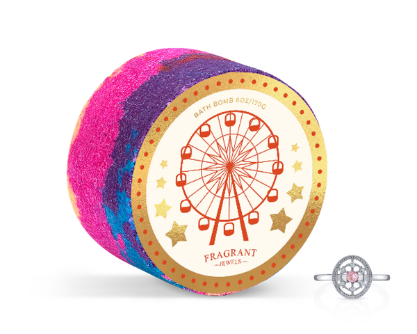 World of Jewels Fun Fair - Bath Bomb