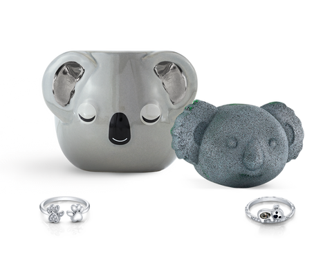 Koala-ty Time - Candle and Bath Bomb Set - Inner Circle