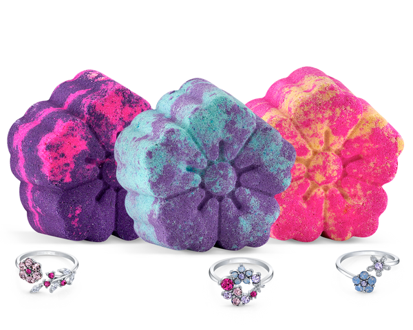 Life in Full Bloom - Bath Bomb Trio - Inner Circle