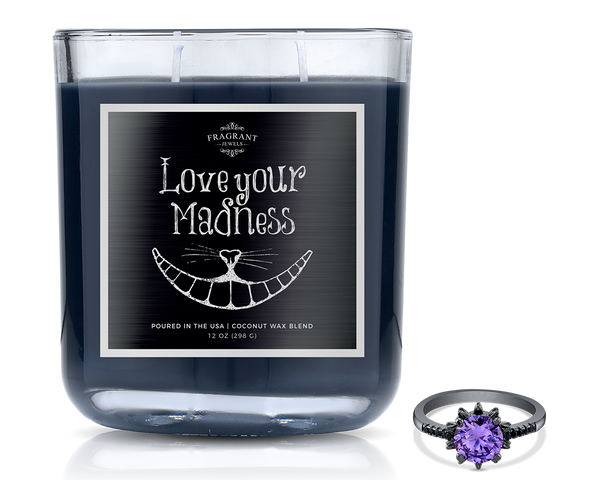 Love Your Madness - Jewel Candle