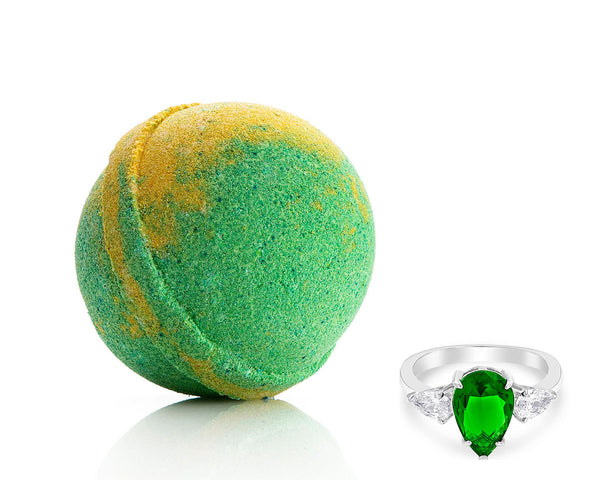 Emerald Ring Bath Bomb
