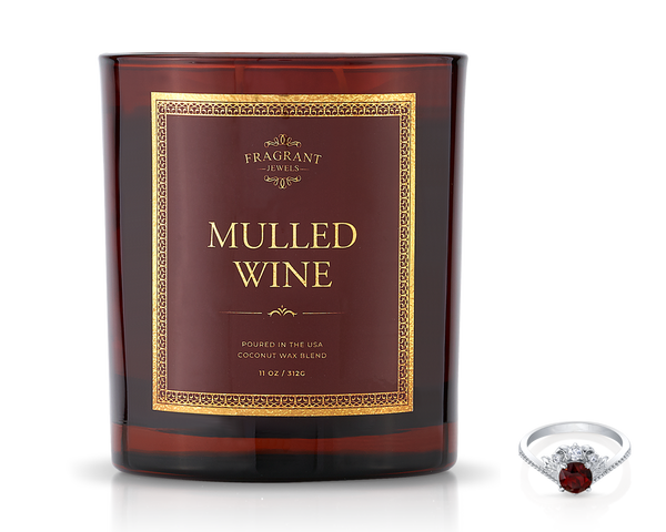 Mulled Wine - Jewel Candle