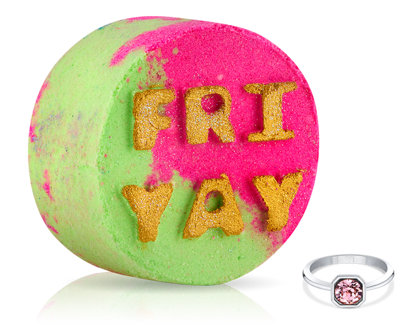Friyay - No Bad Days - Bath Bomb