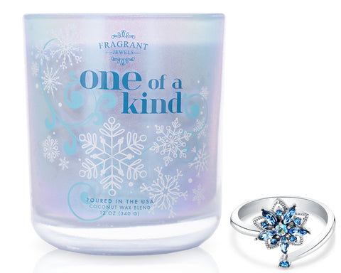 One of a Kind - Jewel Candle