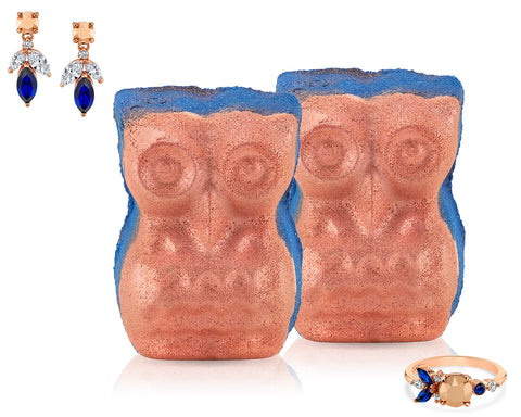 Owl You Need is Love - Bath Bomb Duo