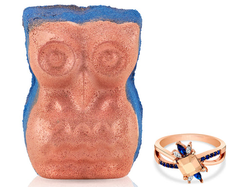 Owl You Need is Love - Ring Bath Bomb