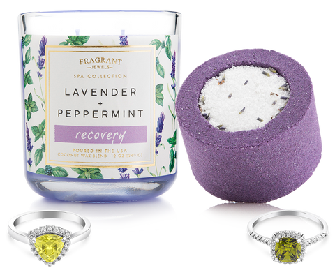 Recovery - Candle and Bath Bomb Set - Inner Circle