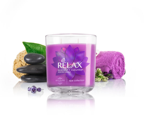 Relax - Spa Jewel Candle