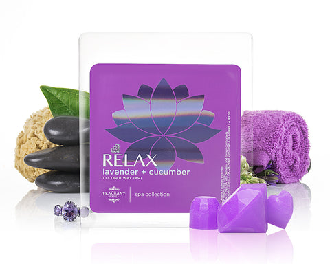 Relax - Spa Wax Tarts