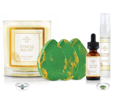 Self Care: Stress Relief Kit - Inner Circle