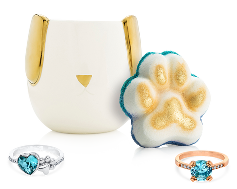Pawsome - For the Love of Pets Collection - Candle and Bath Bomb Set - Inner Circle
