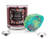 Secret Garden - Candle and Bath Bomb Set - Inner Circle
