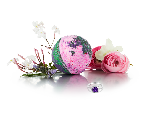 English Garden - Jewel Bath Bomb