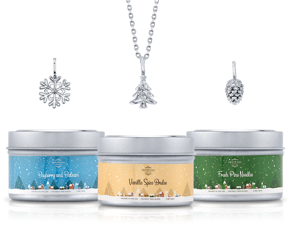 Home for the Holidays Candle Gift Set - Inner Circle