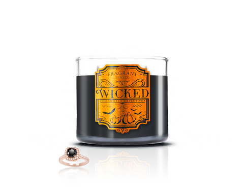 Wicked - Jewel Candle