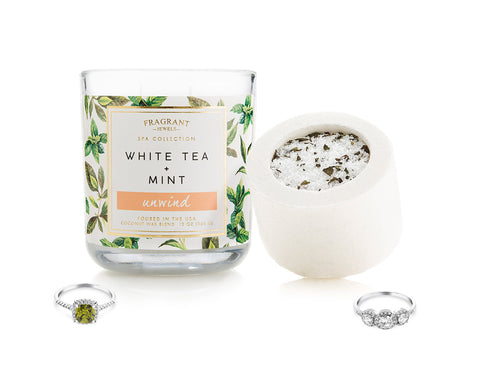 Unwind - Candle and Bath Bomb Set
