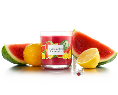 Watermelon Lemonade - Jewel Candle